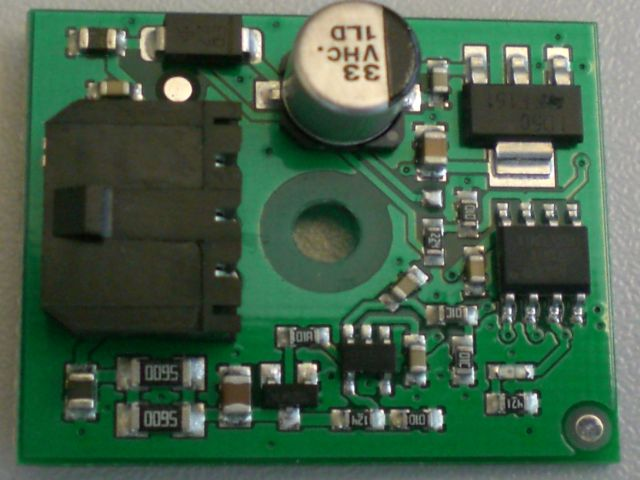 LED-Nachregelung der helectronics gmbh
